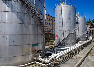 Skladovacie nádrže pohonných hmôt a potrubné rozvody Kežmarok - PROGRESS-TRADING-a.s. 12