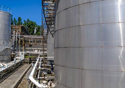 Skladovacie nádrže pohonných hmôt a potrubné rozvody Kežmarok - PROGRESS-TRADING-a.s. 13