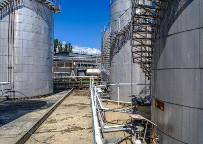 Skladovacie nádrže pohonných hmôt a potrubné rozvody Kežmarok - PROGRESS-TRADING-a.s. 14
