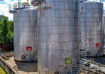 Skladovacie nádrže pohonných hmôt a potrubné rozvody Kežmarok - PROGRESS-TRADING-a.s. 3