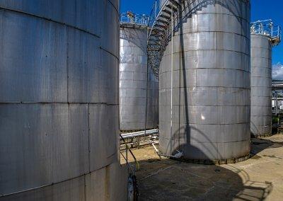Skladovacie nádrže pohonných hmôt a potrubné rozvody Kežmarok - PROGRESS-TRADING-a.s. 15