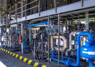 Výdajná lávka pre automobilové cisterny Kežmarok - PROGRESS-TRADING-a.s. 2