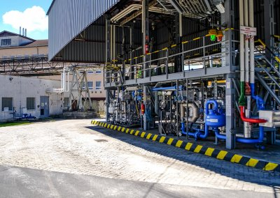 Výdajná lávka pre automobilové cisterny Kežmarok - PROGRESS-TRADING-a.s. 3