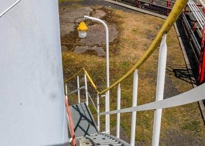 Skladovacie nádrže pohonných hmôt s príslušenstvom PROGRESS-TRADING a.s. Trebišov 3