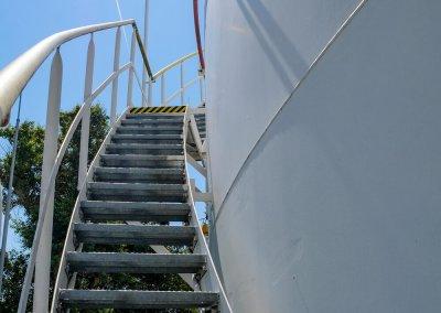 Skladovacie nádrže pohonných hmôt s príslušenstvom PROGRESS-TRADING a.s. Trebišov 4